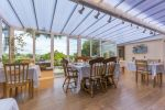 Old Coach House - Conservatory Dining Room